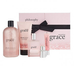 philosophy kiss of grace 5-pc. deluxe fragrancecollection