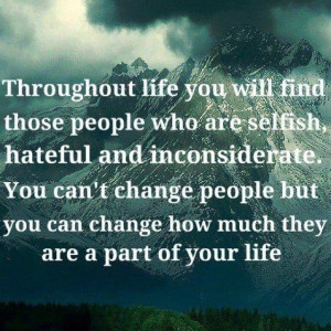 - hanging onto people who use them, whose character is disrespectful ...