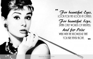 ... have a look at the top 10 inspiring celebrity beauty quotes