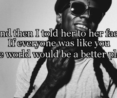 Keep Calm And Love Lil Wayne Mfinmonstahh on imgfave