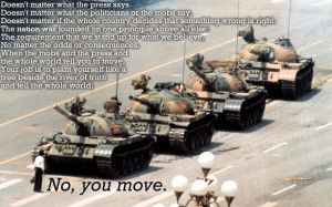 Captain America quotes Tiananmen Square wallpaper background
