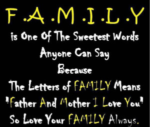 Family quotes and best sayings (21)