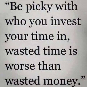 Wasted time ... | Quotes/Sayings | Pinterest
