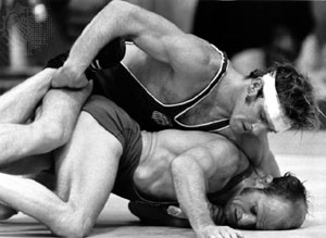 Audio interviews with Gable, Haselrig, Davis, Cozart; live chat with ...