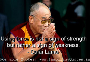 Motivational Quotes by Dalai Lama – Famous Sayings