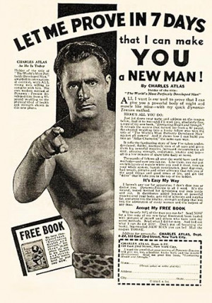 Charles Atlas: Muscle Man