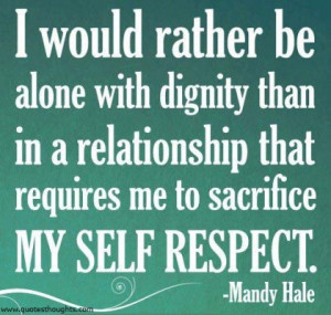 Respect Quotes Archives | Quotes and Thoughts