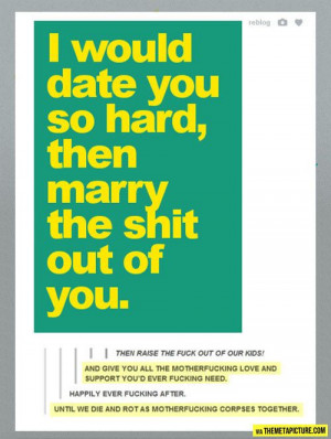 Asking someone out on a date…I should do this to the guy I like when ...
