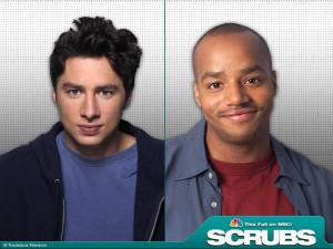 Scrubs Jd and Turk