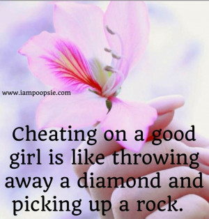Cheating Quote Via...