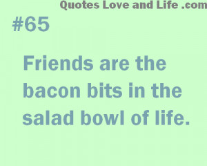 friends-are-the-bacon-bits-in-the-salad-bowl-of-life-best-friend-quote ...