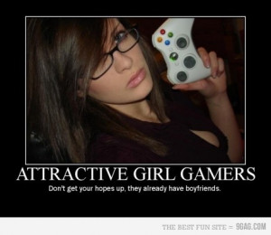 More Geeky Gamer Girl quotes..For all the girl geeks