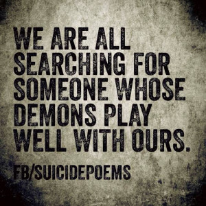 Pinned by Suicide Poems