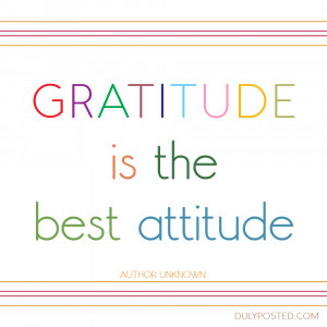 30 Days of Gratitude Quotes: Day 5