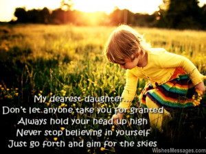 Love You Messages for Daughter: Love Quotes for Daughters