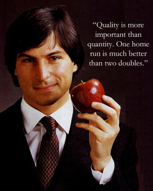 12 Most Inspirational Quotes from Steve Jobs
