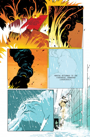 Ray Bradbury's Fahrenheit 451: The Authorized Adaptation Paperback ...
