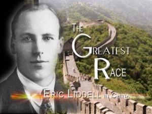 Eric Liddell, Missionary China, Olympic Christian. 1924 Olympics