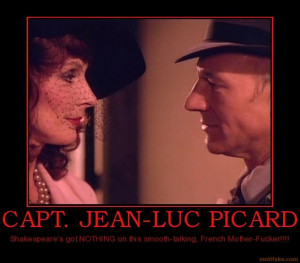 Jean Luc Picard Song Quoteko
