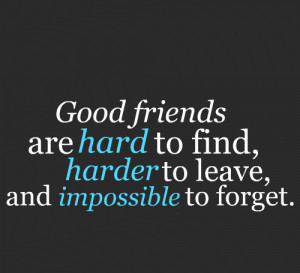 Quotes About Good Friendship ~ 25+ amaizing friendship quotes