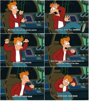 Funny Futurama Quotes