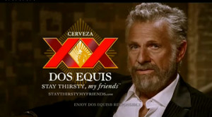 What is known about the Most Interesting Man in the World?