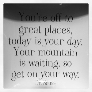 Inspirational Quotes from Dr. Seuss
