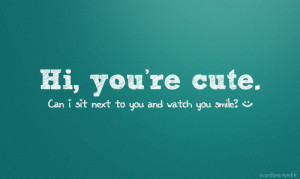color, cute, design, quote, smile, thoughts, typo