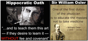 Hippocrates Quotes From hippocrates to osler to