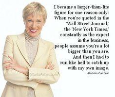 Barbara Corcoran Quotes #BarbaraCorcoran http://StarlaAsher.com/social ...