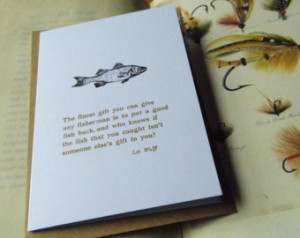 Popular items for fishing quote on Etsy