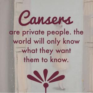 Cancer Zodiac Sign ♋️