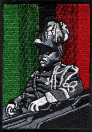 Marcus Mosiah Garvey, Jr. • Machine Stitched Patch