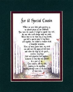 ... poems for cousins Birthday Poems - Poems For Birthday - Poem Hunter
