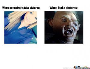 Funny Memes Old School Selfie