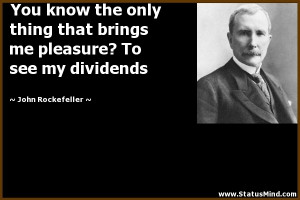 John Rockefeller Quotes