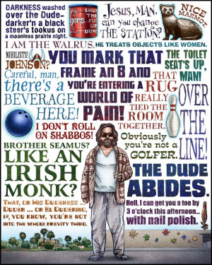 the big lebowski rug quotes quotesgram