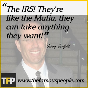 The IRS! They