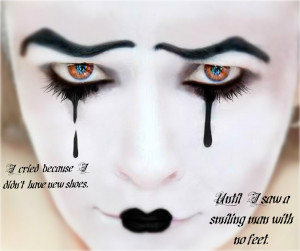 Mimic tears face quotes eyes sayings 3d and HD Wallpaper