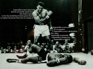 Muhammad Ali Quotes Float Like A Butterfly Full Quote