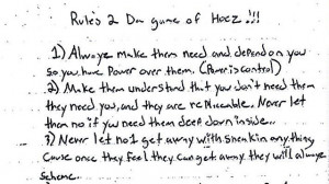 Thoughtful Pimp Explains 'Rules 2 da Game of Hoez'