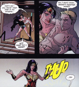 The Many Loves of Wonder Woman: A Brief History Of The Amazing Amazon ...