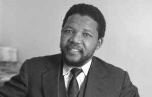 Mandela the Lawyer: A young, bearded Nelson Mandela around the time of ...