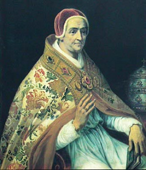 Death of Antipope Clement VII, Supported by French Cardinals