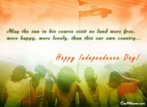 Independence Day SMS, Quotes & Greetings
