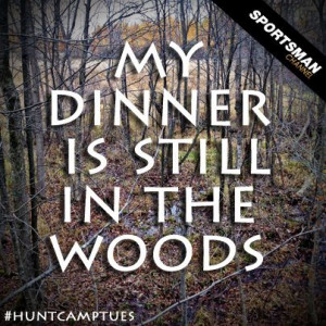 women hunting quotes