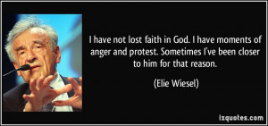 night elie wiesel faith quotes quotesgram