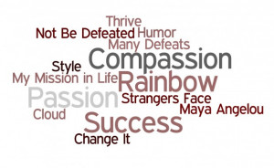 10 Famous Maya Angelou Quotes as Inspirational Shirt Designs