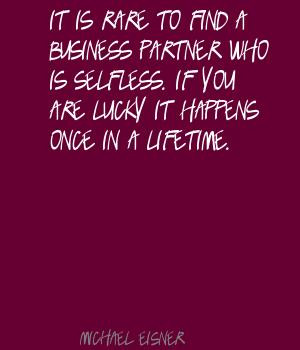 Business Partners quote #2