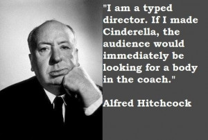 Alfred hitchcock famous quotes 4